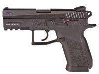 CZ 75 P-07 Duty CO2 Pistol, Blowback: 20rd BB Mag #AirGuns #AirSoftGuns #AirGunAccessories