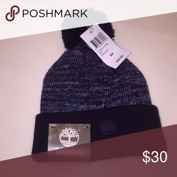 Timberland Hat This is a Timberland beanie winter hat in black color. This is the best hat you can wear in the cold weather. Timberland Accessories Hats