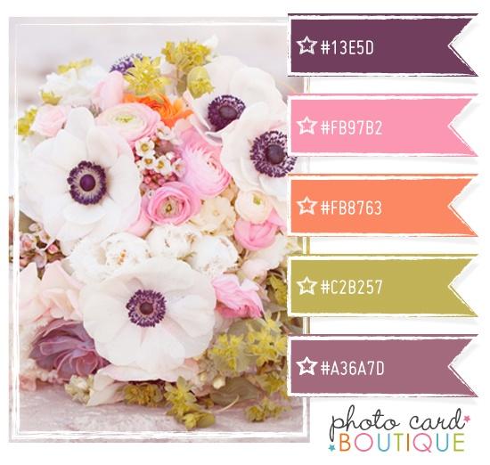 Color Crush Palette · 4.12.2012: Colour, Color Palettes, Crush Palette, Crushes, Wedding, Bridal Shower Colors