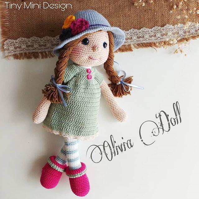 Ravelry: Fox Hat Theodore Doll pattern by Tiny Mini Design | 640x640