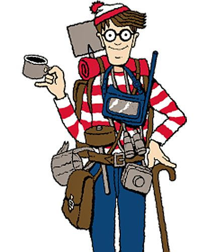 12 Things You Didn't Know About Where's Waldo