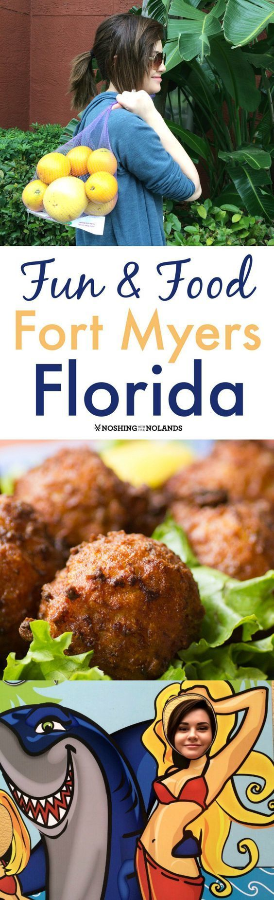 Fort Myers, Florida from Noshing With The Nolands - Whether you just want to sit back and relax or take in the sights, Fort Myers, Florida has it all!