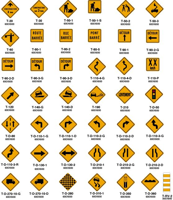 Images of  signs to make mini construction signs for  cupcakes, play, etc