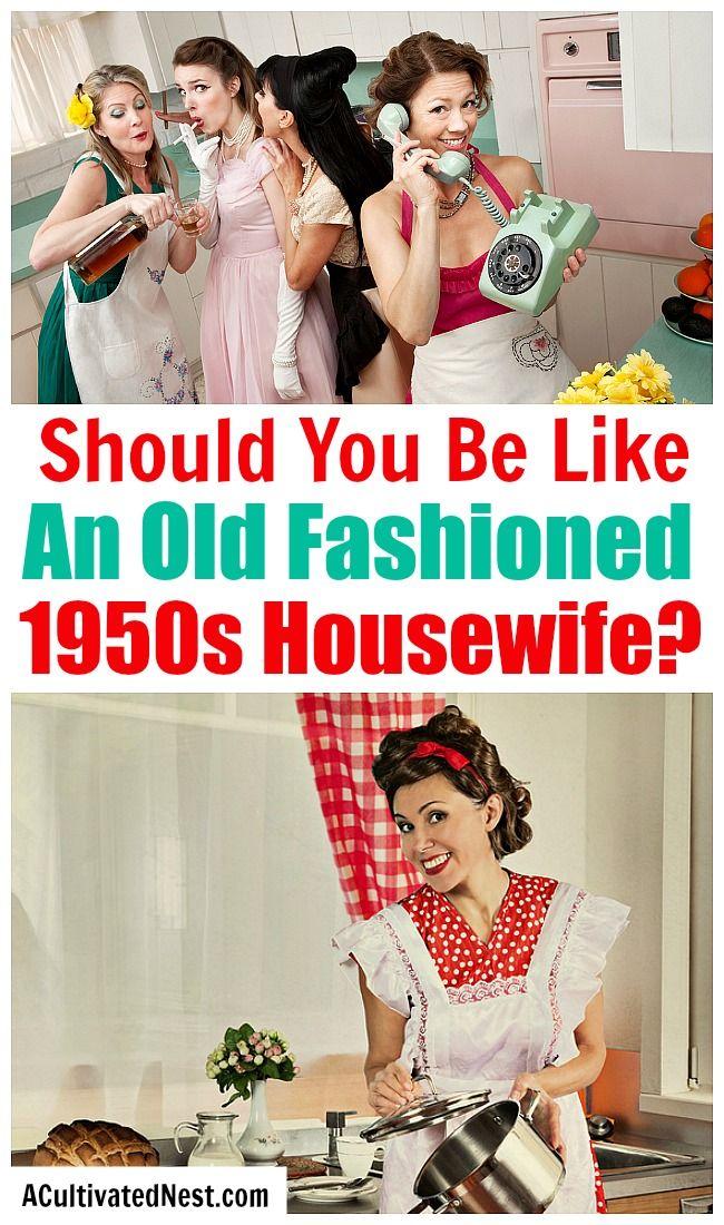 Housewife Like