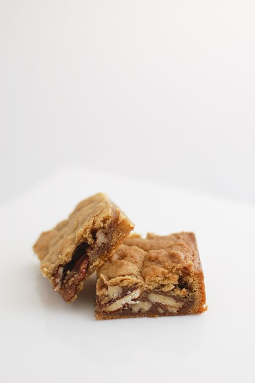 From Failure to Triumph: The Story of Pralines and Cream Blondies   TikkiDo.com