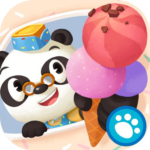 Dr. Panda : Marchand de Glaces