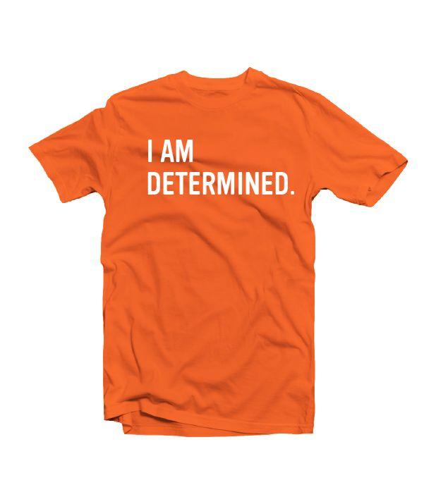 """I am..."" 2017 Wear Orange Tee"