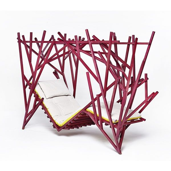 Chaise Atoa - Paulo Alves Design