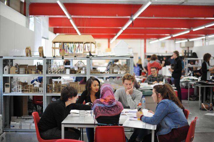 UCA Canterbury School of Architecture