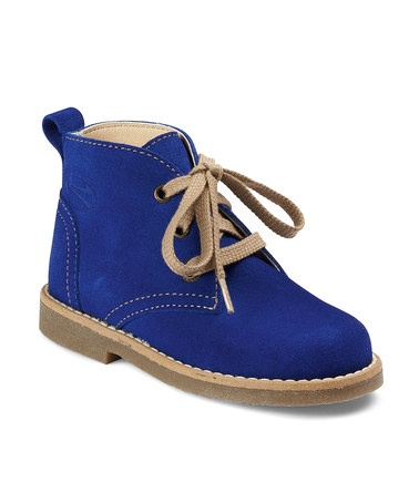 Cobalt Blue Ankle Boots - Toddler & Kids by Richter Shoes on #zulilyUK today!