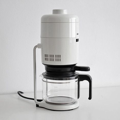 braun aromaster coffee maker from the 1970u0027s designed by florian seiffert - Industrial Coffee Maker