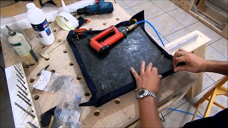 Como reformar o assento de cadeiras (dicas de tapeçaria)