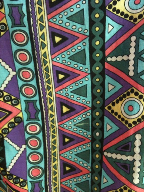 I want this fabric to make a jersey...