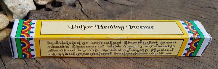 Paljor Healing Incense - Incenso Tibetano    Purifica a mente e o corpo, atraindo energia positiva e bem aventurança.