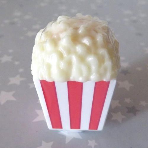 Baume à lèvres goût cerise - Pop Corn - Kawaii original - Beauté & Accessoires - Boutique en ligne la Caverne Arc en Ciel -