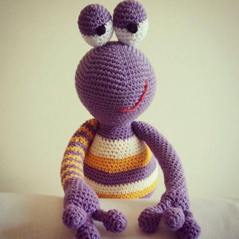 Jurassic World Amigurumi : Mas de 1000 imagenes sobre Amigurumi- (knitted& crochet ...