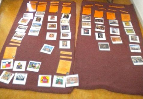 Maak Lesgeven Leuk! - Kunst powerpoints, werkbladen, beeldmateriaal, tijdlijnen, mozaiek etc,...