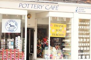 London's Original Pottery Café