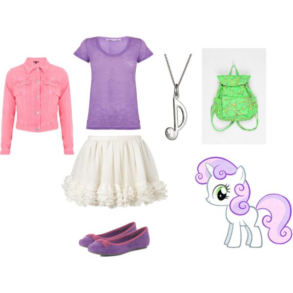 Sweetie Belle Outfit