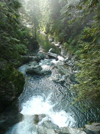 Lynn Canyon Park - Nice hiking near Vancouver
