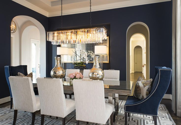 Interior design with stunning results! IBB Designer Shannon Gidney fused high style with luxurious textures in this dream home | CandysDirt.com