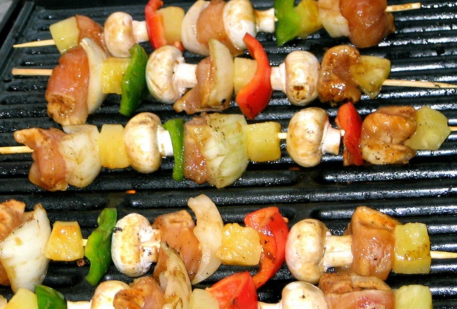 Incredible Hawaiian Chicken Kabobs | Food For Thought | Pinterest