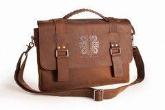 Thomond All Leather Bag