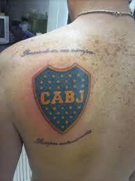 Resultado De Imagen Para Tattoo De Escudos De Boca Recu La Sanca