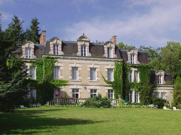 Hotel Saumur Chateau de Verrieres - hotel chateau 4 stars - Loire