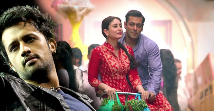 Atif Aslam Song ' Tu Chahiye ' for Salman Khan & Kareena Kapoor Starer Bajrang Bhaijaan - Pakistani Showbiz Buzz Industry | Latest News