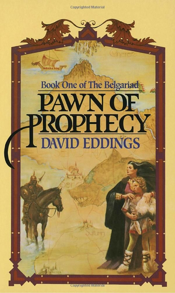 13 best books images on pinterest fantasy books science fiction amazon pawn of prophecy the belgariad no 1 9780345335517 fandeluxe Gallery
