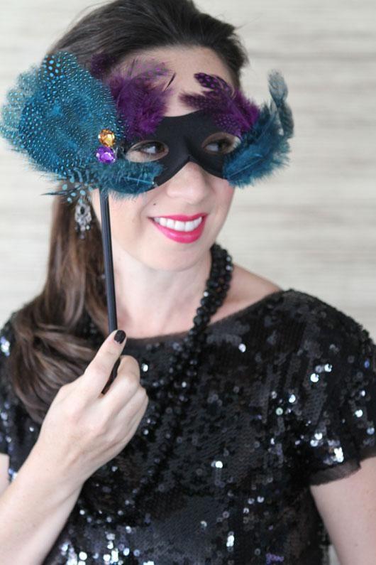 Best 25 diy masquerade decorations ideas on pinterest diy 30th diy halloween diy make this weekend masquerade mask diy halloween decor solutioingenieria Gallery