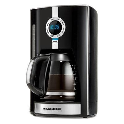 BD 12c ProgCoffeeMkrGlsCrf Blk Price: $64.39 #shopping #Gifts #CoffeeMaker  #Electronics