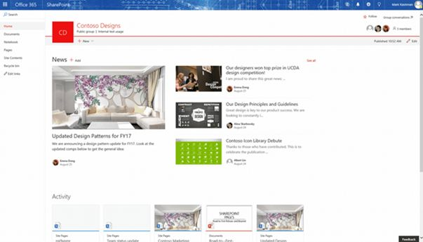 What new SharePoint features to expect this year? – Dock - Intranet Portal – Medium
