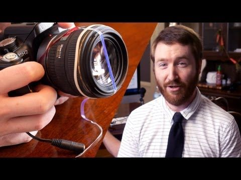 10 Household Hacks for Filmmakers : Indy News - YouTube (Griffin Hammond and crew) - Indy Mogul channel.