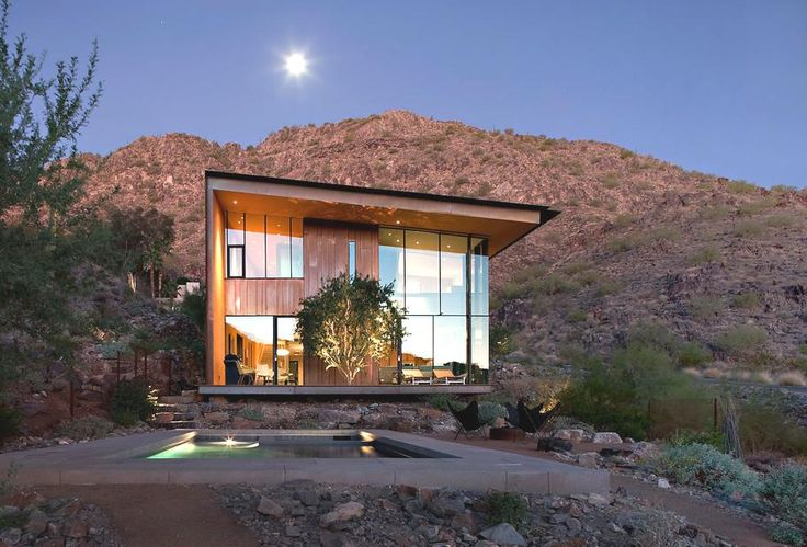 jarson residence usa 02 30 Spectacular Modern Glass Facades Presented on Freshome