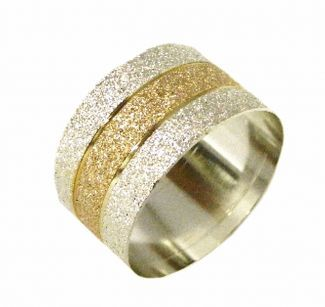 25 best ideas about gold napkin rings on