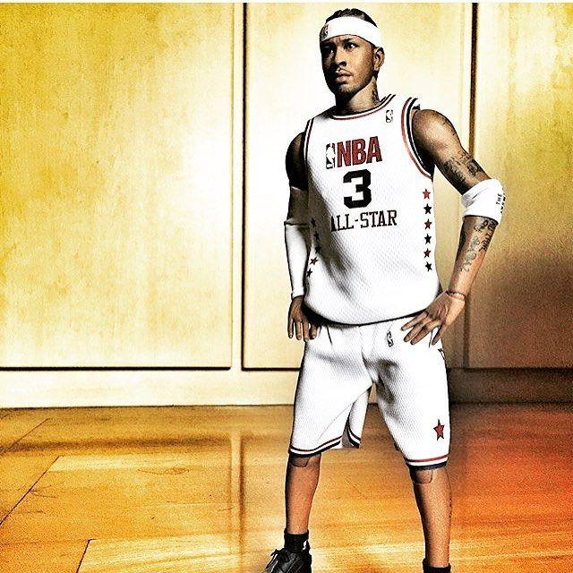 Rate 1-10 @theofficialai3      #alleniverson #iverson #philly #philadelphia #philadelphia76ers #76ers #sixers #sixersnation #gosixers #nbahalloffame #mvp #ai #ai3 #basketball #basketballislife #nba #theanswer #iversons #reebok #bubbachuck #onlythestrongsurvive #2001mvp #georgetown #hoyas #virginia #crossover #iverson3 #moneybags #va