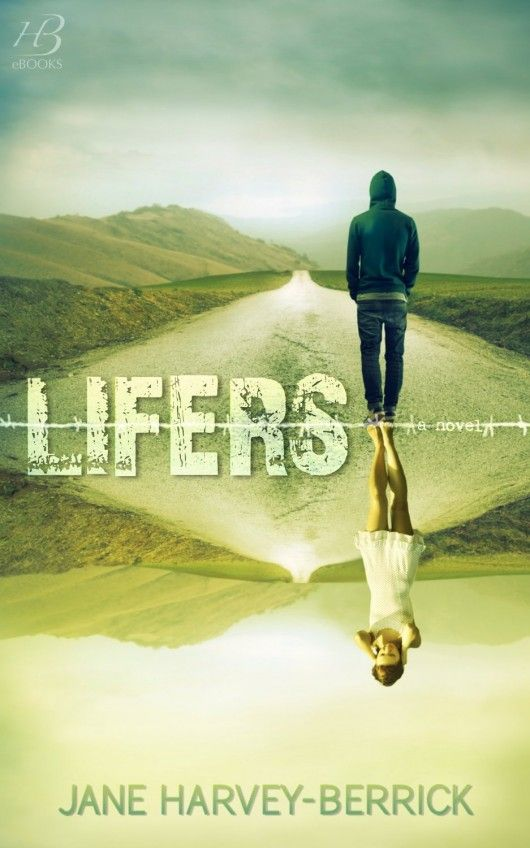 Breathtaking Book Cover: Lifers