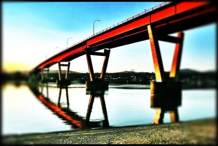 Mission, BC - Abbotsford, BC bridge