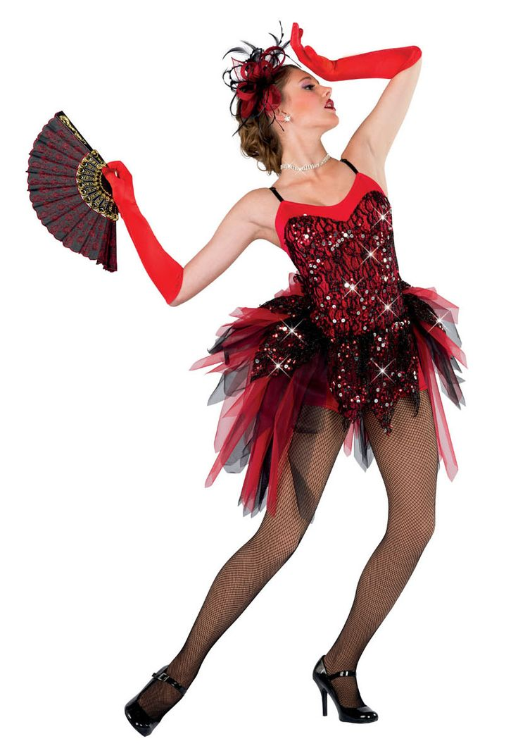 14614 Carmen - Costume Gallery   Dance   Solo dance ...
