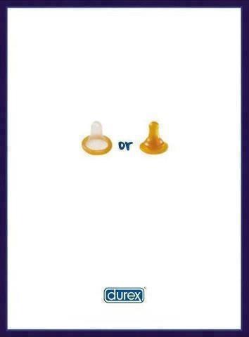 Make your choice #durex