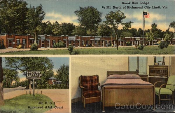 1544 Best Images About Vintage Motels And Hotels On