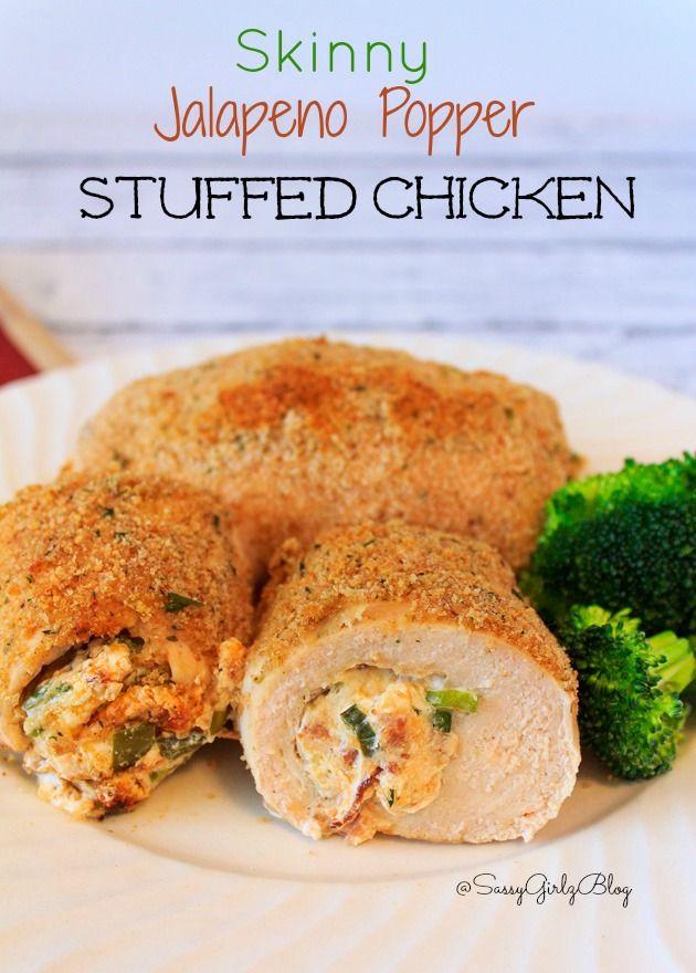 Best 25+ Jalapeno stuffed chicken ideas on Pinterest ...