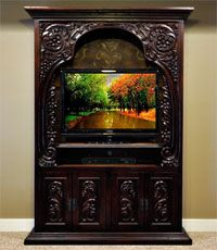 Rustic Furniture Spanish Hacienda Tuscan Style Furniture Media Cabinets