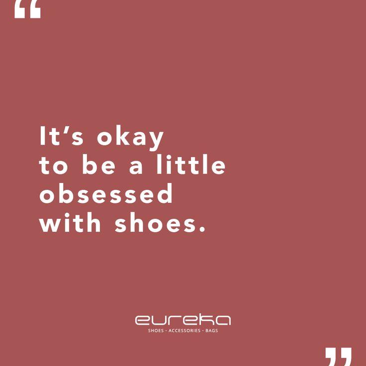 Keep calm and buy the shoes! #eurekashoes #eurekalovers #velvet #fw15 #inspiration