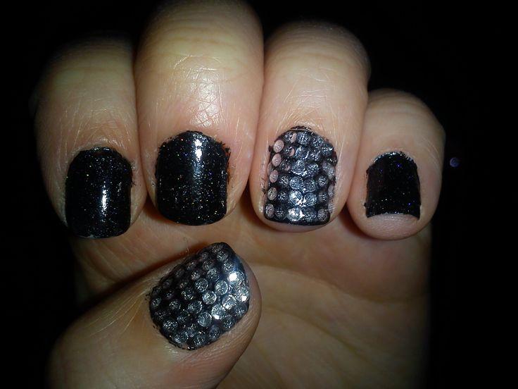 Black/Bling