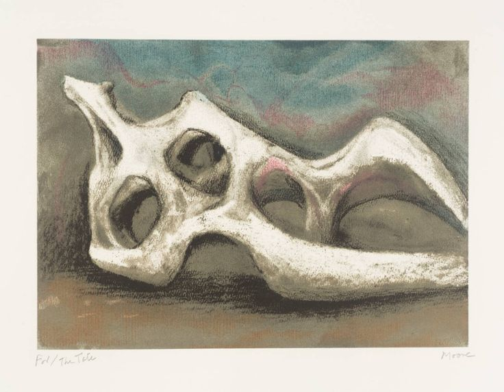 Henry Moore drawing #art