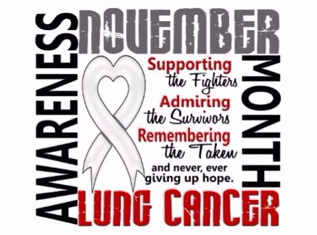 Lung cancer awareness                                                                                                                                                                                 More