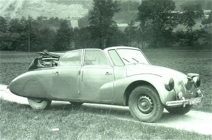 Tatra 87 Cabriolet ( unspecified year )